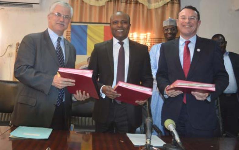 Deux conventions de financement en faveur du Tchad ont été signées