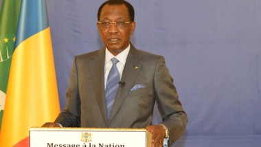 Tchad : Message à la Nation du Président à l'occasion du Nouvel An
