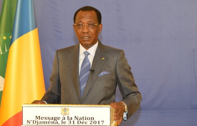 Tchad : Idriss Déby annonce la tenue prochaine des législatives
