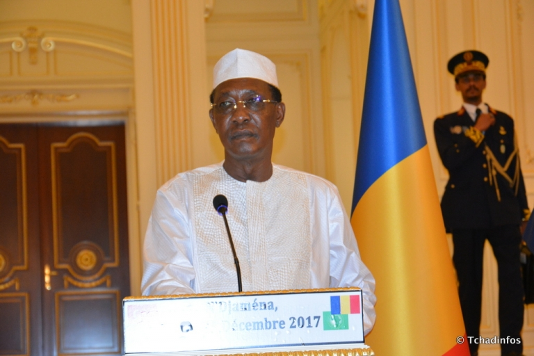 """""""L'heure de la grande révolution du développement rural a sonné"""" Idriss Déby Itno"""