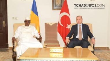 Tchad-Turquie : signature de 5 accords majeurs