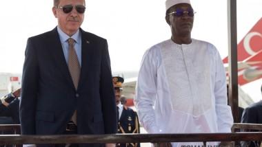 Palestine : le Tchad et la Turquie sur la même longueur d'onde