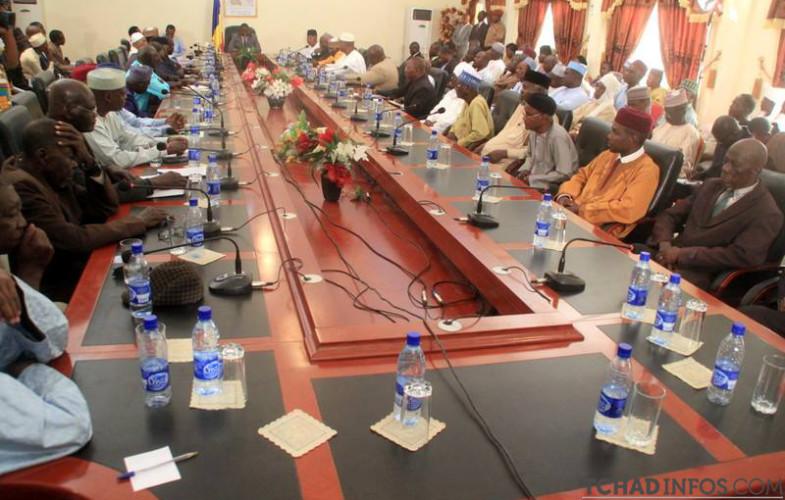 Forum national inclusif : 50 représentants des partis politiques et de la société civile formeront le comité d'organisation