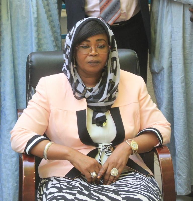 Les nouveaux visages du Gouvernement : Mme Assia Abbo, SGG, chargée des reformes et des relations avec l'AN