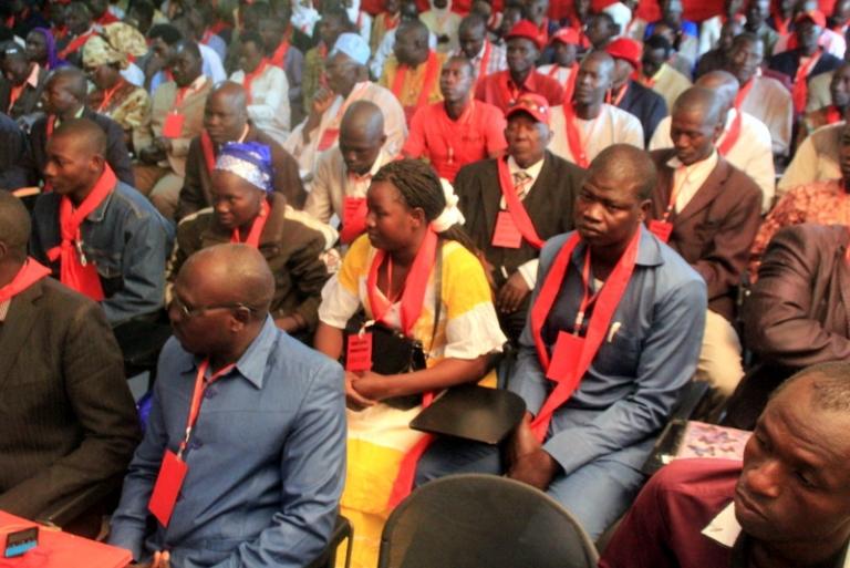 Politique : Le parti FAR tient son premier congrès ordinaire