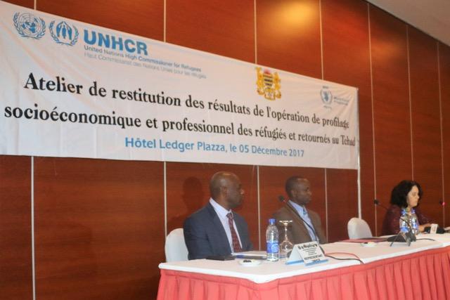 Plus de 60% des réfugiés du Tchad ont moins de 20 ans