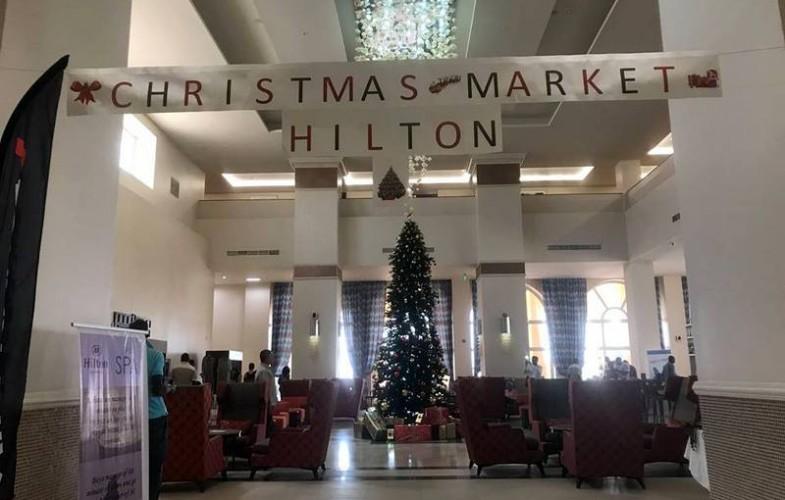 Artisanat: Hilton N'Djamena organise le 1er Marché de Noël pour valoriser les produits locaux