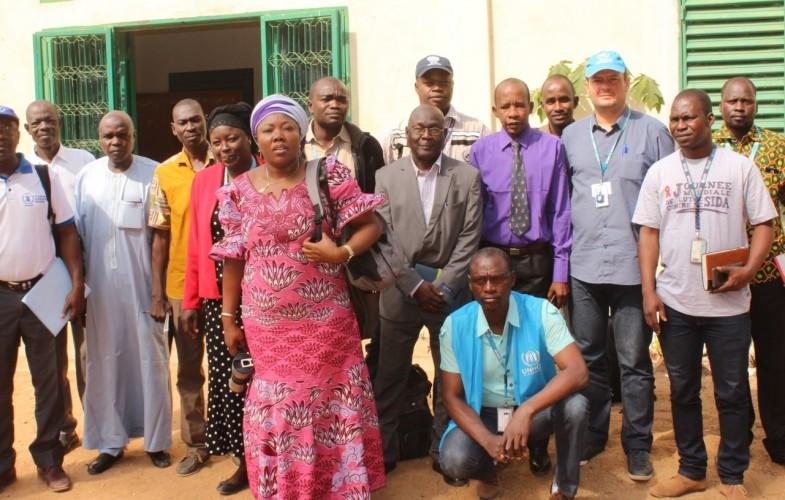 Nations Unies : Une assistance intégrée en faveur des réfugiés et retournés vulnérables du sud du Tchad grâce au CERF