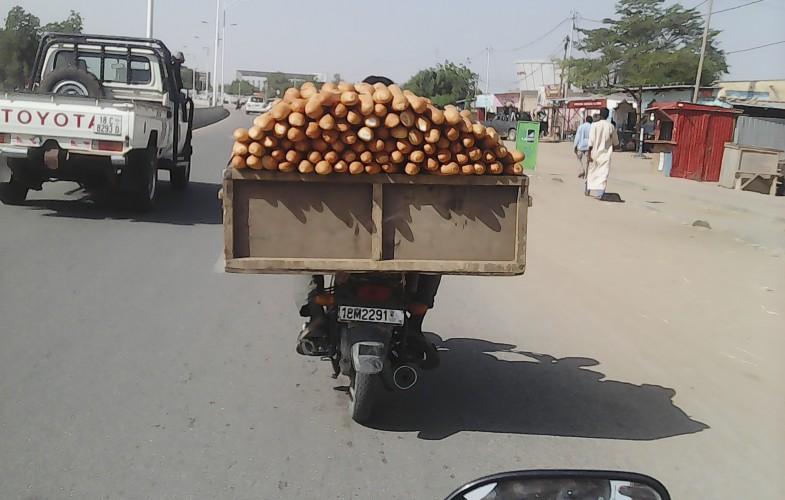 Société : le prix de la baguette de pain est passé de 100 FCFA à 150 FCFA à N'Djamena