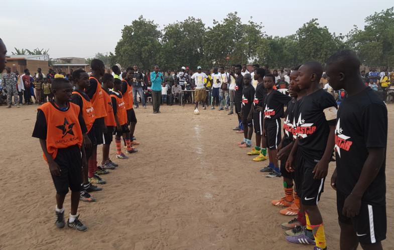 """Football : N'Djaména accueille la 3e édition du tournoi """"Balle Au Pied Africa tour"""""""