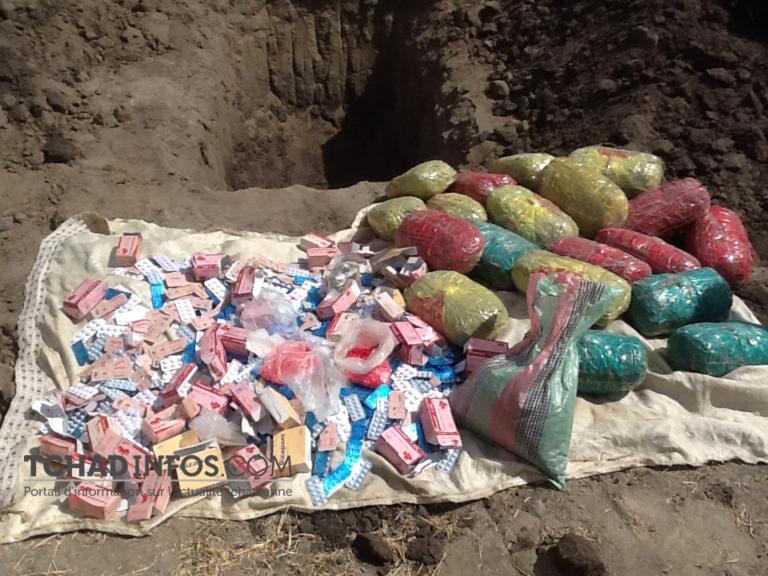 Sécurité : Des armes et stupéfiants saisis dans le Hadjer-Lamis