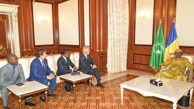 Tchad: le groupe Duval s'engage à accompagner le gouvernement dans la mise en œuvre du PND 2017-2021