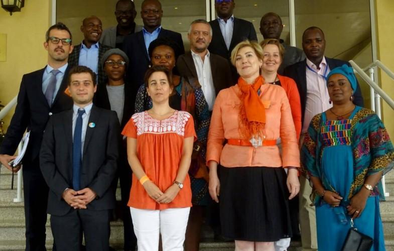 """La campagne """"16 jours d'activisme"""" clôturée par un échange entre la Délégation de l'UE au Tchad et ses partenaires"""