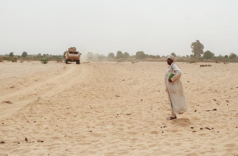 Afrique : un patron des terroristes dans le Sahel abattu par la force mixte multinationale
