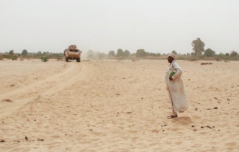 Un journaliste tué dans l'explosion d'une mine dans le Lac Tchad