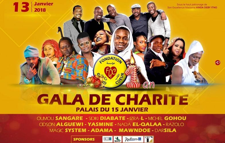 Tchad : La Fondation Grand Cœur fête son premier anniversaire