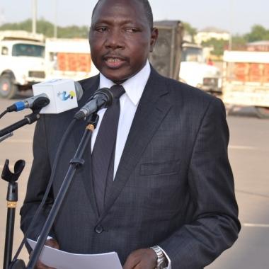 Les nouveaux visages du Gouvernement : Dr Beyom Malo Adrien