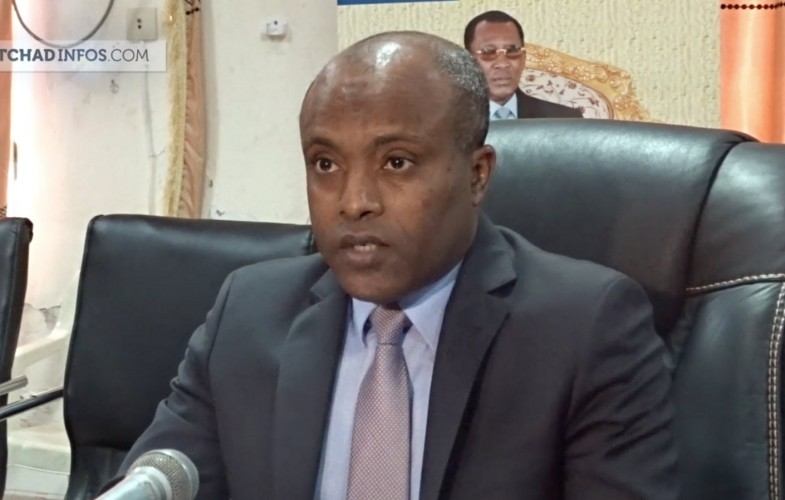 """""""La santé n'est pas une marchandise et ne sera jamais une marchandise"""" Abdoulaye Sabre Fadoul"""