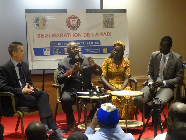 Tchad : Le semi-marathon de N'Djamena aura lieu le 27 janvier 2018