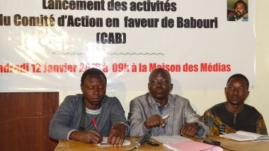 Tchad : un Comité d'action en faveur de Babouri est né