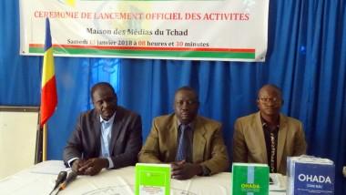 Tchad : Le Centre d'animation du Droit OHADA lance ses activités