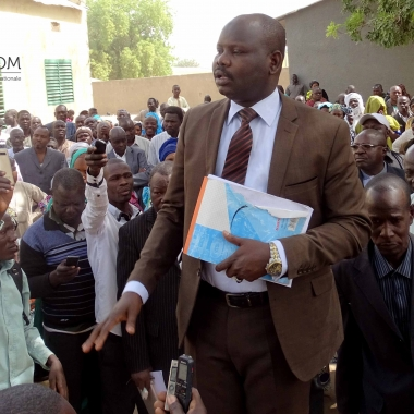 Tchad: les agents civils de l'Etat reprennent le chemin du travail