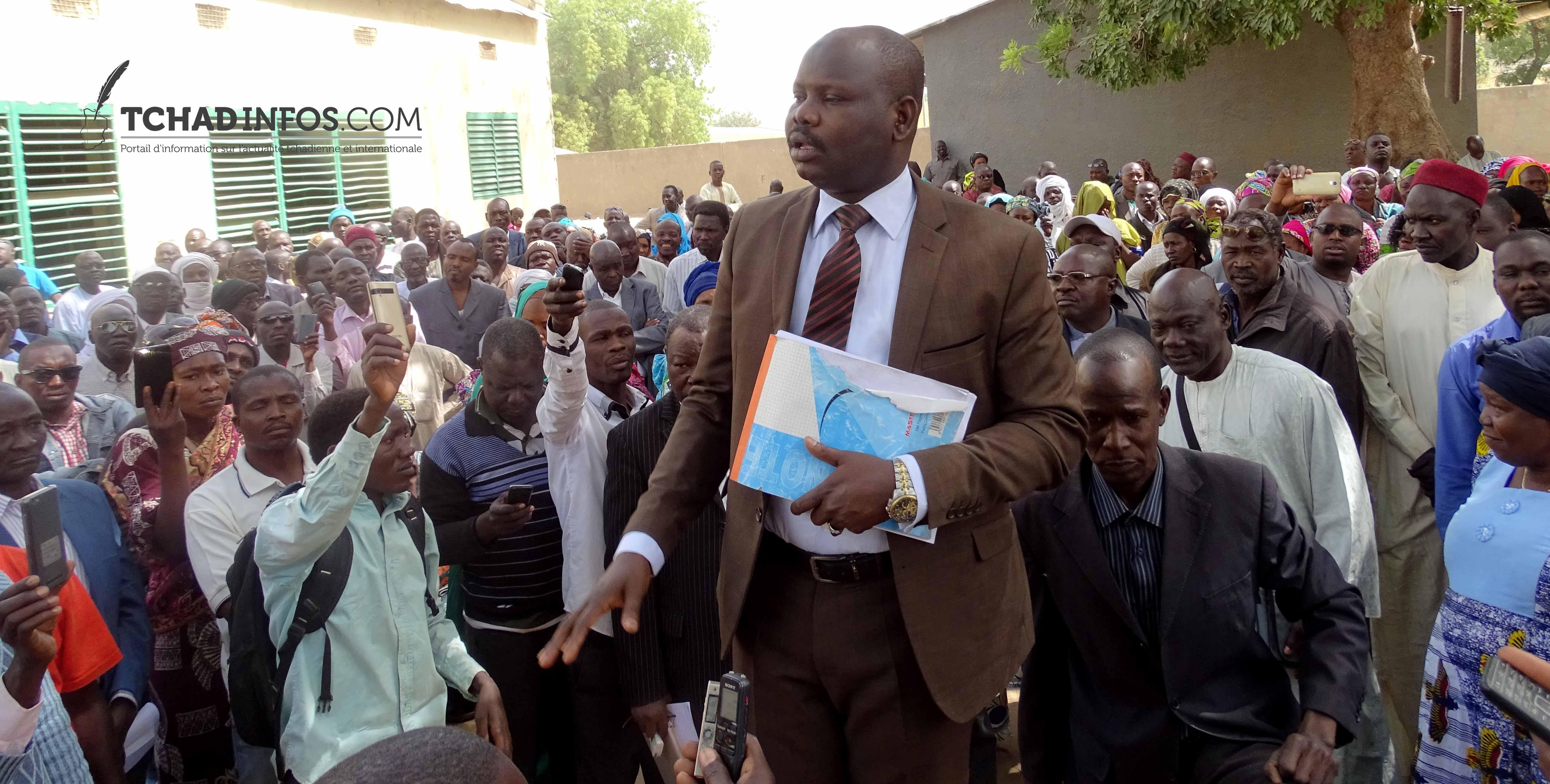 tchad les enseignants du public en gr ve illimit e et mettent en rh tchadinfos com tchadactuel tchadactuel