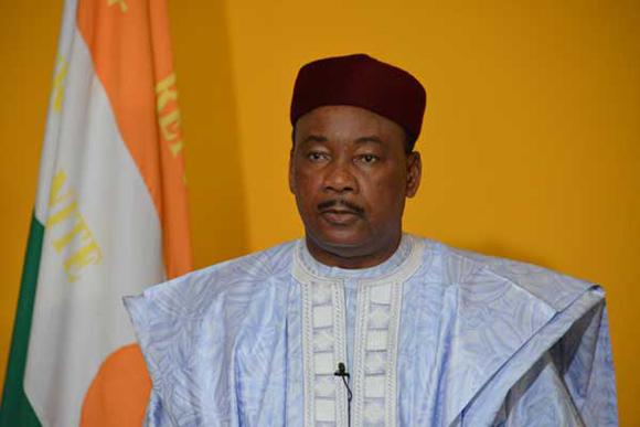 Le président nigérien appelé à plaider pour la sauvegarde du lac Tchad