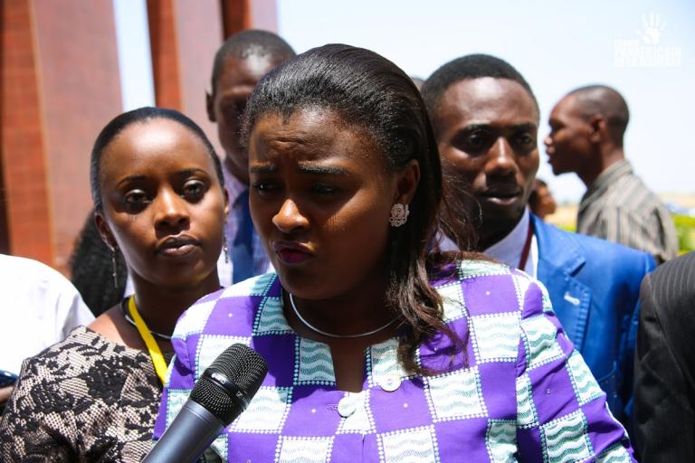Afrique : « Il est temps pour les dirigeants et les amis de l'Afrique d'investir dans la jeunesse », Francine Muyumba