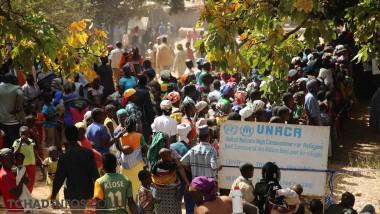 Tchad: afflux de 20.000 nouveaux réfugiés de la RCA