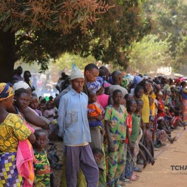 Tchad : la pénurie de fonds menace les réfugiés centrafricains