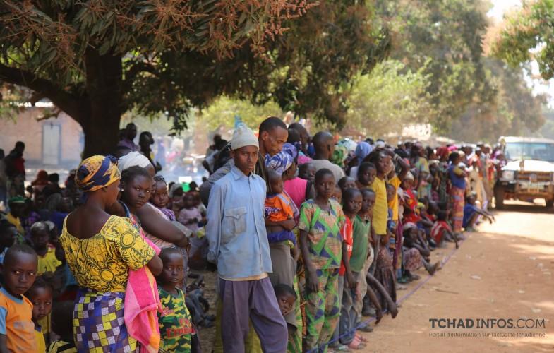 Tchad : arrivée des nouveaux réfugiés dans le sud du pays, il y a urgence