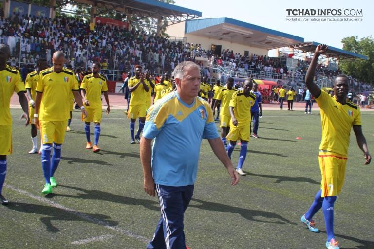 Football :  Emmanuel Tregoat attendu à N'Djamena vendredi prochain
