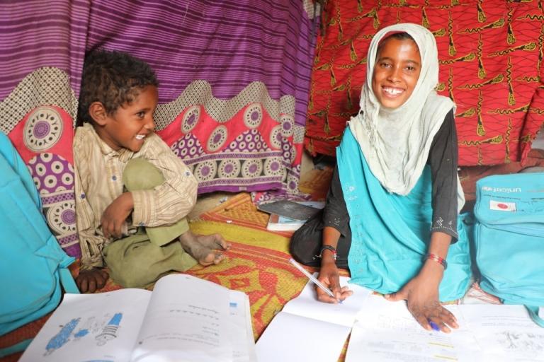 Tchad : L'UNICEF a besoin de 54 millions de dollars pour venir en aide aux enfants
