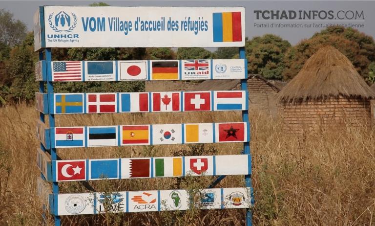 Le HCR salue l'hospitalité des autorités tchadiennes envers les réfugiés centrafricains