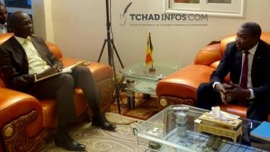 Tchad : Dr Beyom Adrien a rencontré les syndicats des enseignants et étudiants