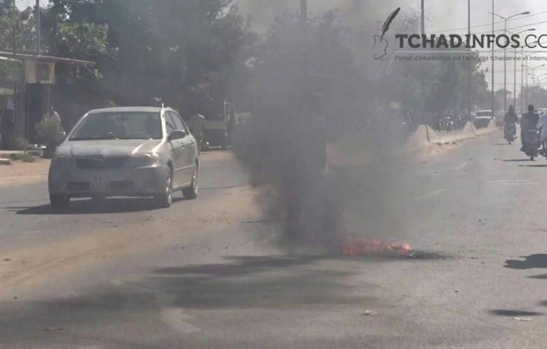 Tchad : 10 moments forts de la crise en février