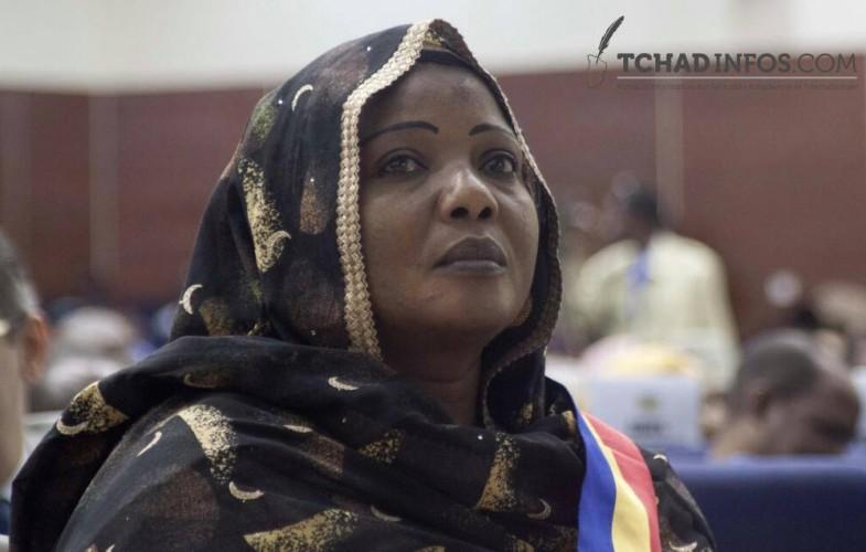 Tchad : l'ancienne maire Mariam Djimet Ibet en garde à vue