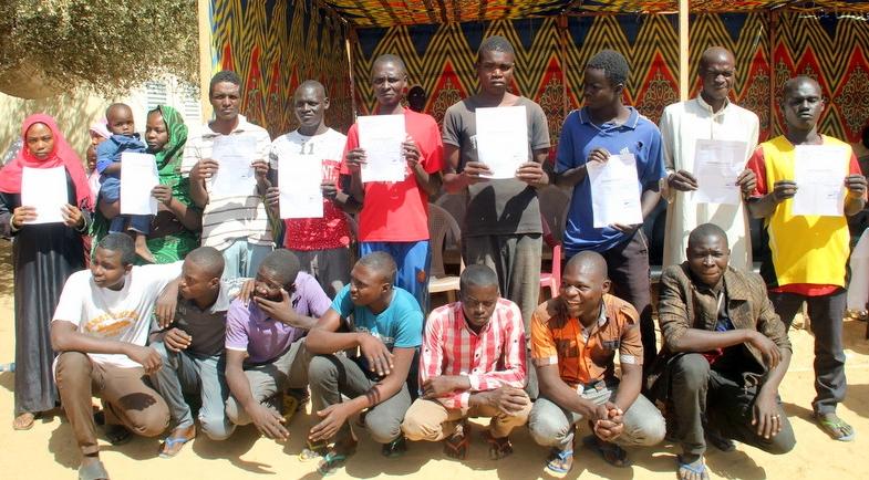 Tchad : Libération de 105 détenus de la prison d'Amsinené