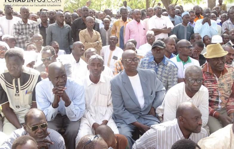 Tchad : Recensement physique des agents civils de l'Etat du 12 au 31 mars