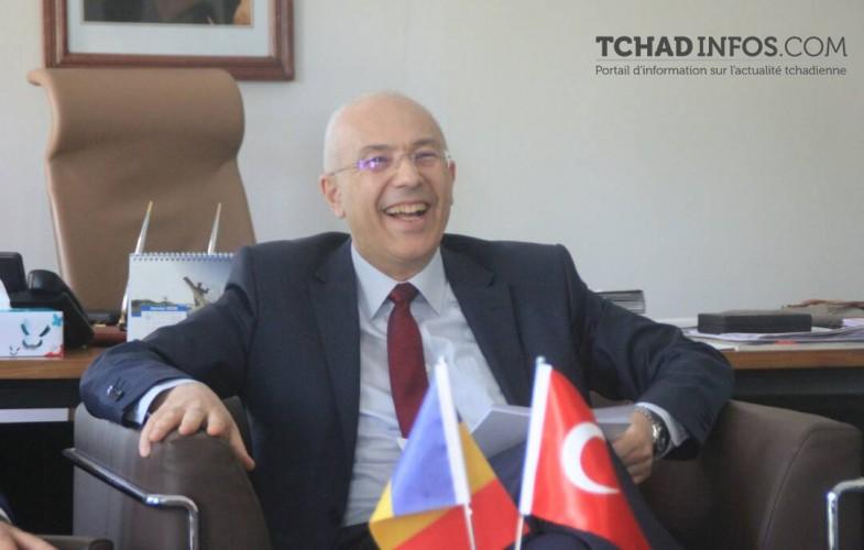 """""""Le Tchad est un pays important pour nous"""" Erdal Sabri Ergen ambassadeur turc"""