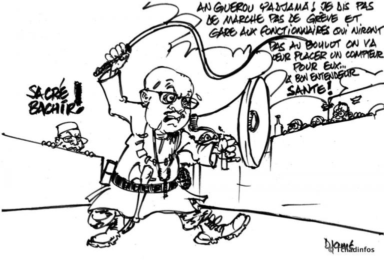 Tchad : De la légalité de l'interdiction de la marche du 06 janvier
