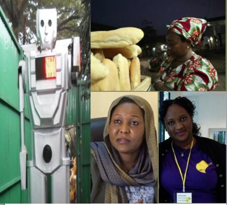 Tour d'Afrique : Portraits de 11 jeunes femmes entrepreneures