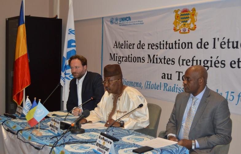 Tchad : « 47% des réfugiés et migrants se déplacent pour des raisons économiques »