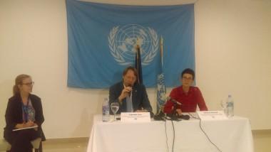 """""""Un soutien plus important des bailleurs de fonds est nécessaire au Tchad"""" Ursula Mueller"""