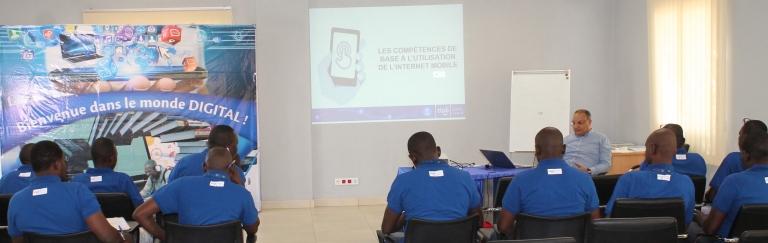 Tchad : Tigo forme des formateurs à la configuration et l'utilisation de l'internet