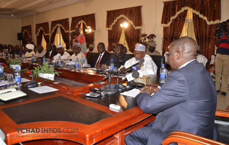Tchad : recensement biométrique des agents de l'État en vue