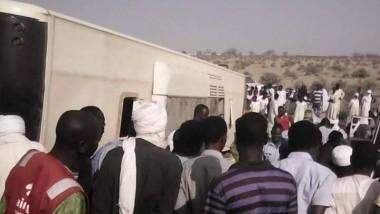Tchad : l'accident d'un bus fait 5 morts et 21 blessés près de Djermaya