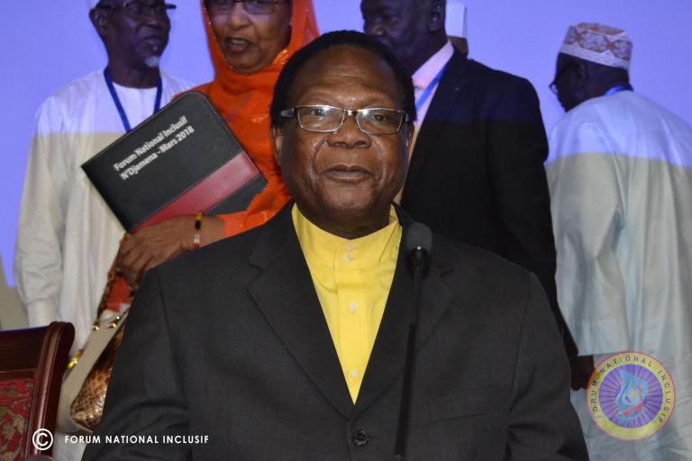 Nouveaux visages du Gouvernement : Dr Nouradine Delwa Kassiré Coumakoye