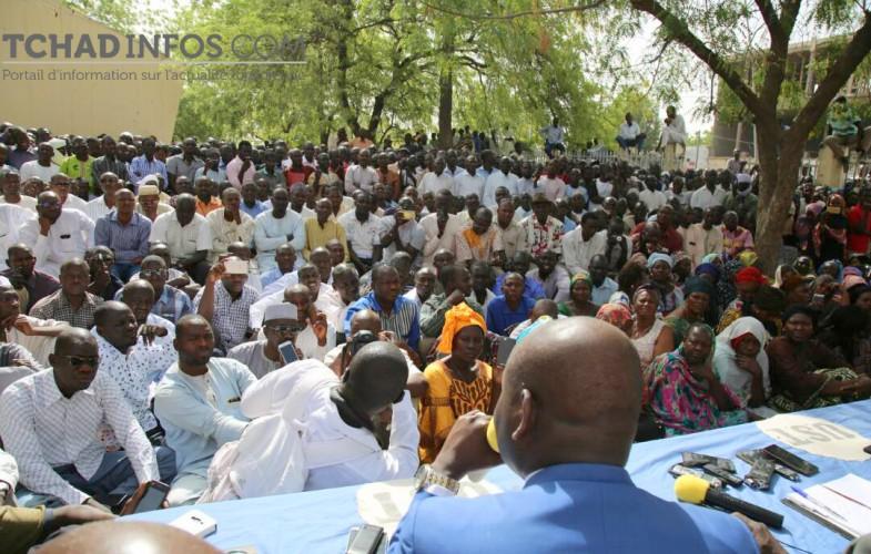 Tchad : la plateforme syndicale revendicative entame un dialogue avec la présidence